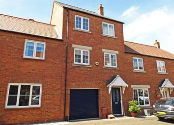 Thumbnail 4 bed town house for sale in Guernsey Way, Littleport, Ely