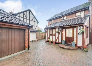 Thumbnail 4 bed detached house for sale in Dalwood, Shoeburyness, Southend-On-Sea