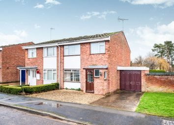 Thumbnail 3 bed semi-detached house for sale in Candy Way, Wootton, Abingdon
