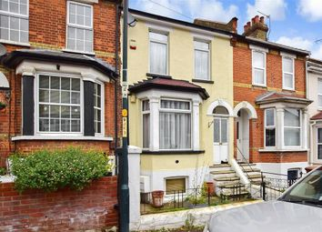 Thumbnail 3 bed terraced house for sale in Wyndham Road, Chatham, Kent