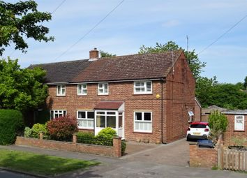 Thumbnail 4 bed semi-detached house for sale in Whitehill Road, Cambridge