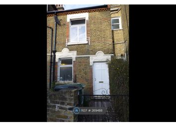 Thumbnail 1 bed terraced house to rent in Halesworth Road, London