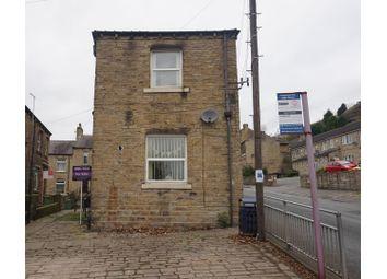 Thumbnail 1 bedroom end terrace house for sale in Longwood Gate, Huddersfield