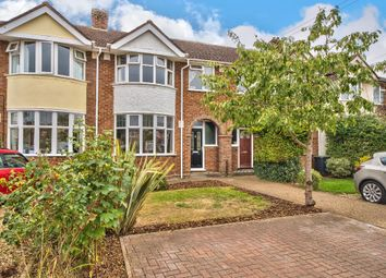 Thumbnail 3 bed terraced house for sale in Winchester Road, Bedford