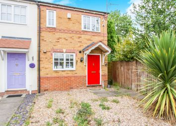 Thumbnail 2 bed end terrace house for sale in Ashley Way, Balsall Common, Coventry