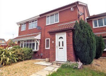 2 bed terraced house for sale in Holwick Close, Lambton, Washington NE38