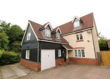 Thumbnail 8 bed detached house for sale in Foxley Place, Loughton, Milton Keynes