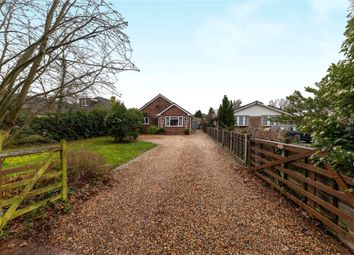 Thumbnail 3 bed detached bungalow for sale in Nash Grove Lane, Finchampstead, Wokingham, Berkshire