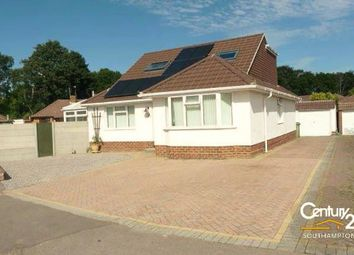 Thumbnail 5 bed bungalow for sale in Woodvale, Fareham