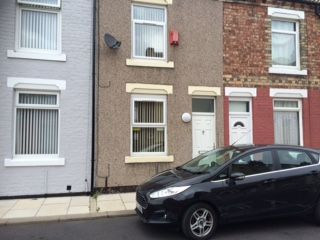 Thumbnail 3 bed terraced house to rent in Palmer Street, Middlesbrough