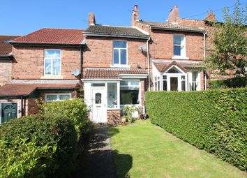 Thumbnail 2 bed terraced house for sale in Highfield Road, Rowlands Gill