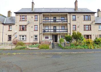 Thumbnail 2 bed flat for sale in Tweedholm Avenue, East, Walkerburn