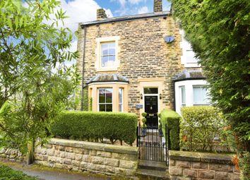 Thumbnail 4 bed end terrace house for sale in Rosehurst Terrace, Mill Lane, Pannal, Harrogate