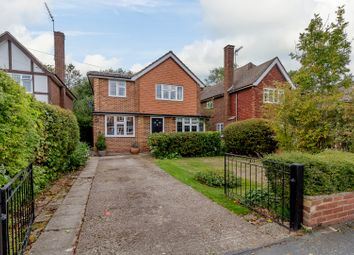 Thumbnail 4 bed detached house for sale in Heathside, Esher