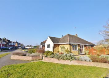 Thumbnail 2 bed bungalow for sale in Churchill Close, Ongar, Essex
