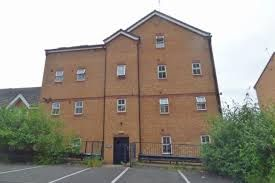 Thumbnail 1 bed flat to rent in St. Andrews Square, Stoke