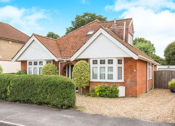 Thumbnail 4 bedroom detached bungalow for sale in Hatley Road, Southampton