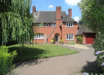 Thumbnail 3 bed detached house to rent in Shirley Road, Stoneygate, Leicester