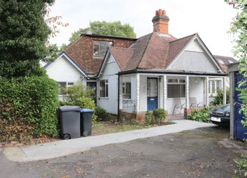 Thumbnail 4 bed detached house for sale in Rowtown, Rowtown, Addlestone, Surrey