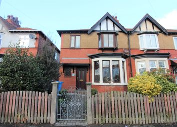 Thumbnail 3 bed semi-detached house for sale in Warren Avenue North, Fleetwood