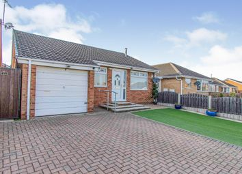 Thumbnail 2 bed detached bungalow for sale in Palmerston Avenue, Maltby, Rotherham