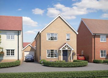 """Thumbnail 4 bed property for sale in """"Elsenham"""" at Wetherden Road, Elmswell, Bury St. Edmunds"""