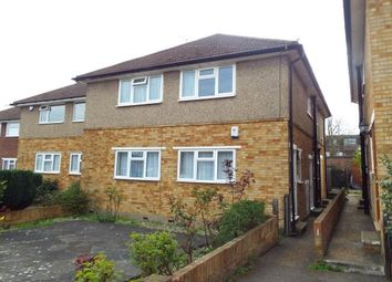 Thumbnail 2 bed maisonette to rent in Hunter Avenue, Shenfield, Brentwood