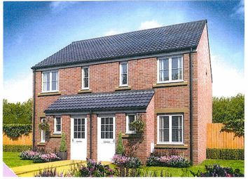 Thumbnail 2 bed semi-detached house to rent in Cornmill Close, Farcet, Peterborough