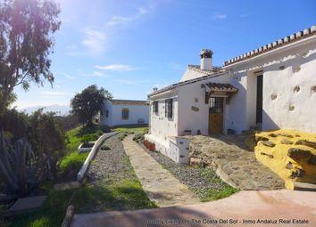 Thumbnail 5 bed country house for sale in Spain, Málaga, Málaga