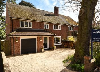 Thumbnail 4 bedroom semi-detached house for sale in Sunninghill Road, Sunninghill, Berkshire