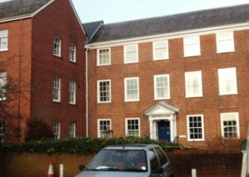 Thumbnail 1 bed flat to rent in Good Shepherd Drive, Bull Meadow Road, Exeter