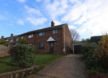 Thumbnail 3 bed semi-detached house to rent in Baddeley Hall Road, Baddeley Green
