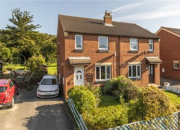 Thumbnail 3 bed semi-detached house for sale in Sugar Well Mount, Leeds, West Yorkshire