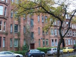 Thumbnail 1 bed flat to rent in Dudley Drive, Hyndland, Glasgow