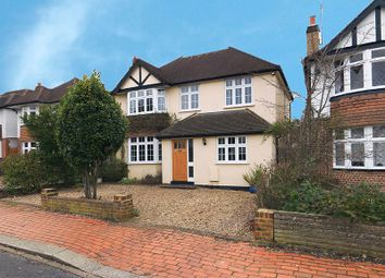 Thumbnail 4 bedroom detached house for sale in Greenwood Road, Thames Ditton