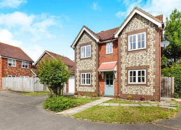 Thumbnail 4 bedroom detached house for sale in Smithy Drive, Kingsnorth, Ashford