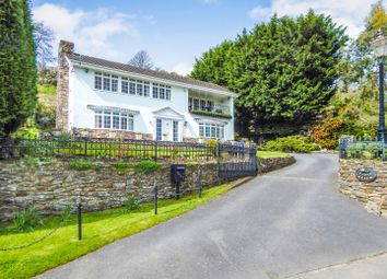 Thumbnail 4 bed detached house for sale in Landimore, Swansea