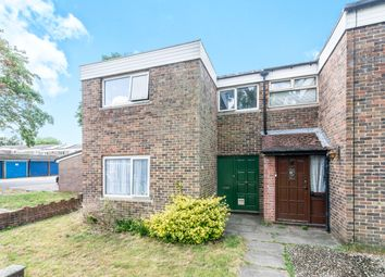 Thumbnail 3 bed end terrace house for sale in Byron Close, Basingstoke