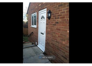 Thumbnail 1 bed flat to rent in Trinity Road, Northampton