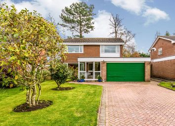 Thumbnail 4 bed detached house for sale in Ashford Road, Wilmslow
