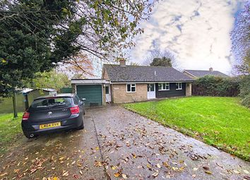 Thumbnail 3 bed detached bungalow to rent in Severalls Road, Methwold Hythe, Thetford