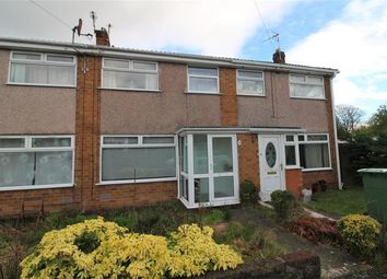 Thumbnail 3 bed terraced house to rent in Anderson Close, Pensby, Wirral