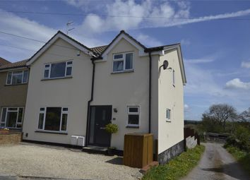 Thumbnail 4 bed semi-detached house for sale in Harcombe Hill, Winterbourne Down, Bristol