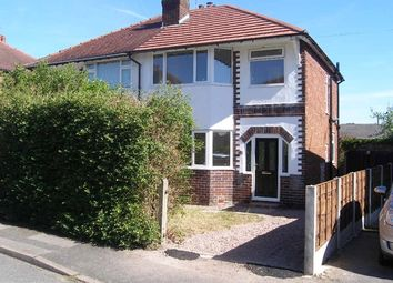 Thumbnail Semi-detached house to rent in Arlington Drive, Macclesfield