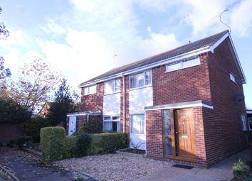 Thumbnail 4 bed semi-detached house for sale in Earls Close, Felixstowe