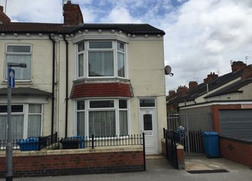 Thumbnail Terraced house to rent in De La Pole Avenue, Hull