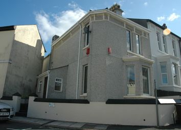 Thumbnail 4 bed end terrace house to rent in Crozier Road, Mutley, Plymouth