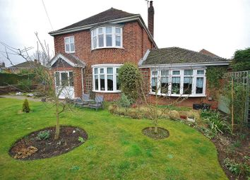 Thumbnail 3 bed detached house for sale in High Street, Gosberton, Spalding