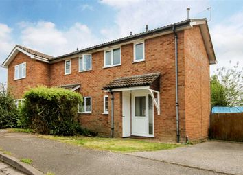 Thumbnail 1 bed end terrace house to rent in Sycamore Close, Poole