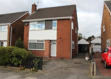 Thumbnail 3 bed detached house for sale in Pine Tree Avenue, Prenton, Merseyside